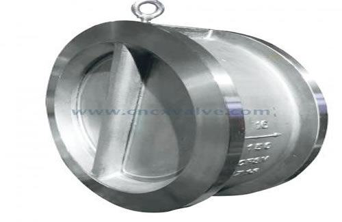Dual plate check valves is the best selling valves in CX factory